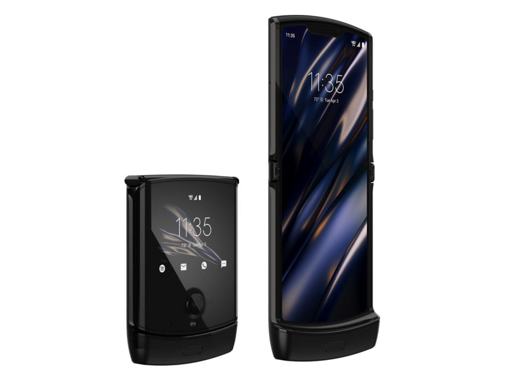 Rückkehr des Razr: Motorola stellt Clamshell-Smartphone mit Falt-Display vor