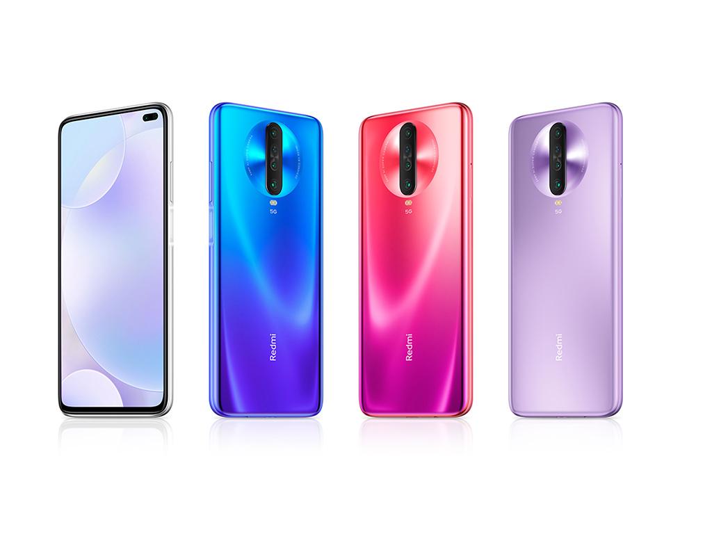 Xiaomi stellt Redmi K30 und Redmi K30 5G vor