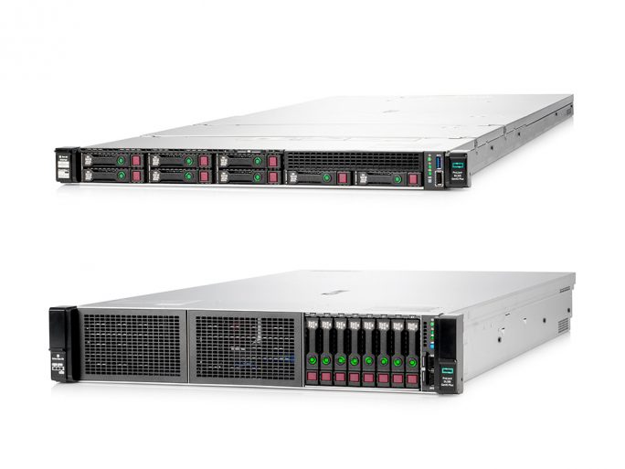 Webinar: HPE ProLiant Gen10 Plus Server (Bild: HPE)