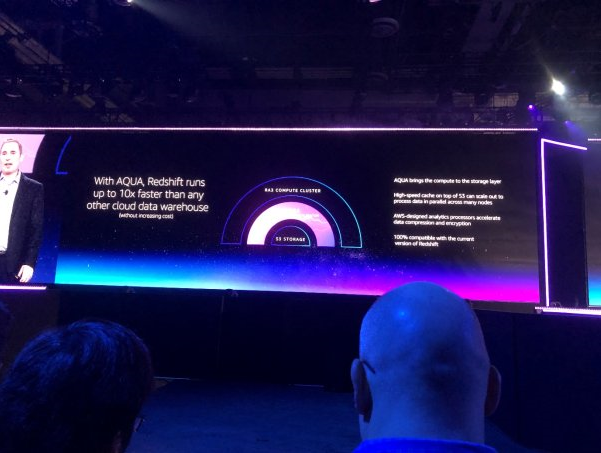 AWS re:invent 2019 (Bild: Dr. Christian Söldner)