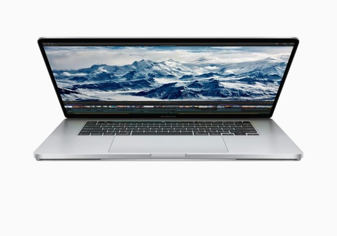 MacBook Pro 16 Zoll (Bild: Apple)