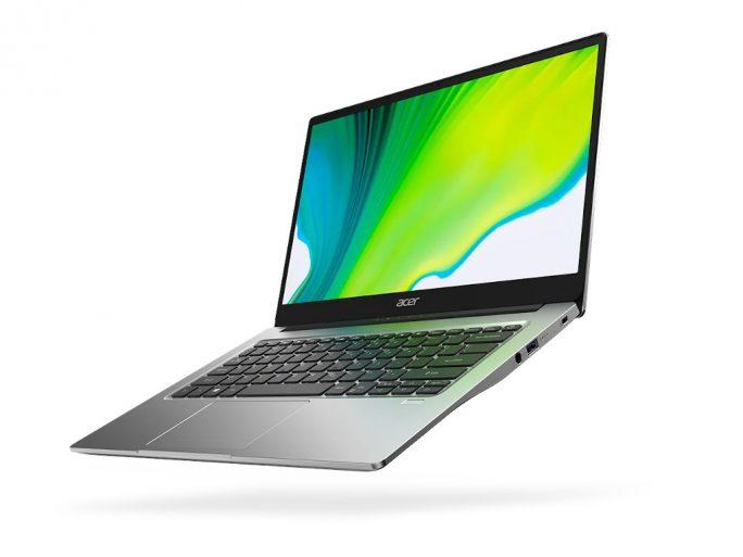 Acer Swift 3 mit AMD Ryzen 4000 (Bild: Acer)