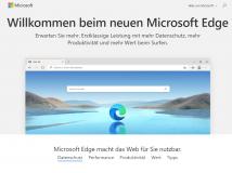 Microsoft liefert neue Edge-Version mit Chrome-Unterbau aus