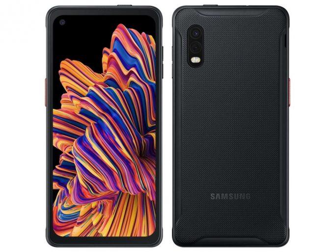 Galaxy Xcover Pro (Bild: Samsung)
