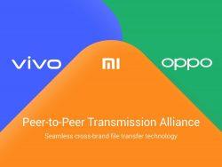 Peer-to-Peer Transmission Alliance (Bild: Vivo, Oppo, Xiaomi)