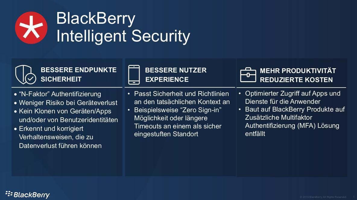 Blackberry stellt Anstieg der Emotet-Angriffe fest