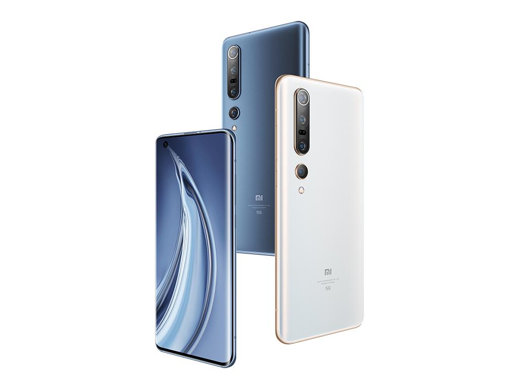 Xiaomi Mi 10 und Mi 10 Pro für 799 Euro und 999 Euro ab April erhältlich
