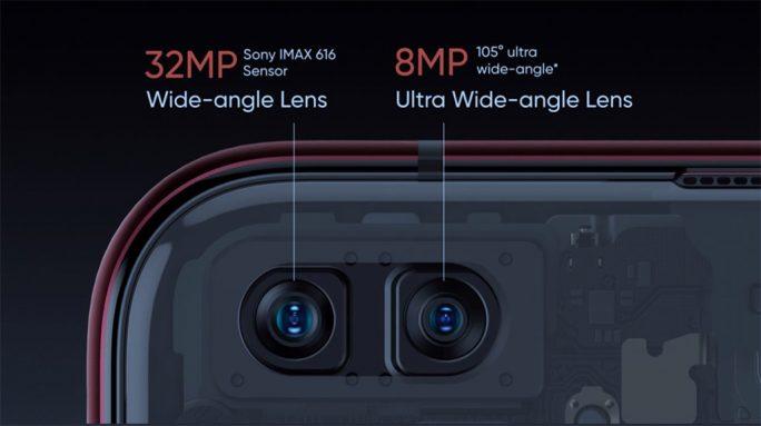 Realme X50 Pro 5G: Selfie-Kamera (Bild: Realme)