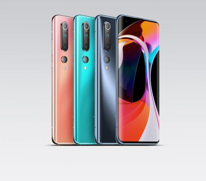 Xiaomi Mi 10 (Bild: Xiaomi)