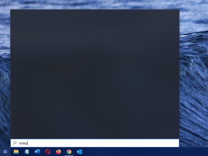 Windows-Suche (Screenshot: ZDNet.de)