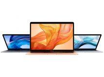 Neues MacBook Air mit 8GByte RAM und 256 GByte Speicher für 1199 Euro erhältlich