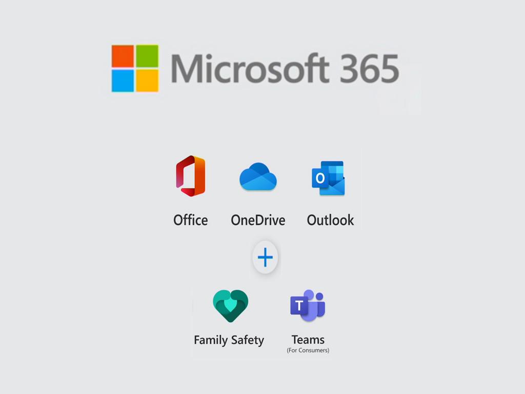 Cloud-Angebot für Consumer: Microsoft 365 löst Office 365 ab und bringt neue Funktionen