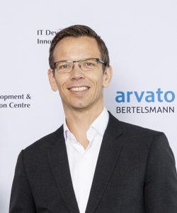Björn Niederfranke ist CIO bei Arvato Financial Solutions. (Bild: Arvato)