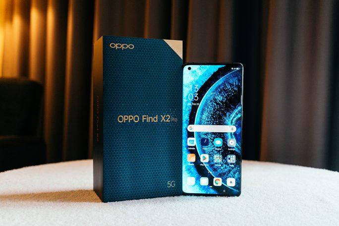 Oppo Find X2 Pro (Bild: Oppo)
