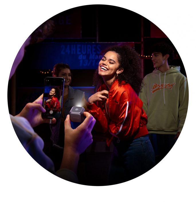 Anker iPhone LED-Flash (Bild: Anker)