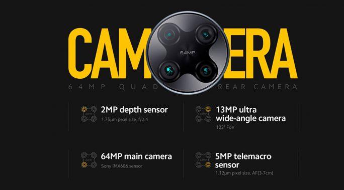 Poco F2 Pro: Kamera (Screenshot: ZDNet.de)
