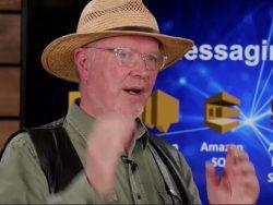 Tim Bray hat bei Amazon aus Protest gekündigt (Bild: AWS, youtube)
