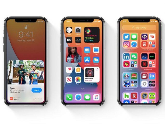 iOS 14 (Bild: Apple)