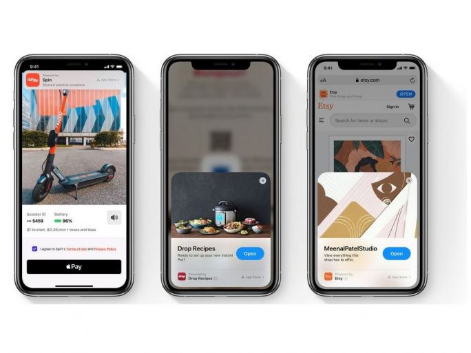 App Clips (Bild: Apple)