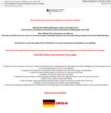 Angebliche E-Mail der Bundesregierung enthält Ransomware