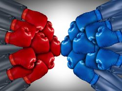 Konflikt, USA, China (Bild: Shutterstock)