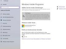 Microsoft startet Windows 10 Insider Channels