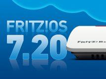 AVM veröffentlicht FritzOS 7.20 für Fritzbox 7590