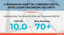 Palo Alto Networks: PAN-OS 10.0 Next-Generation Firewall mit Maschinenlernen