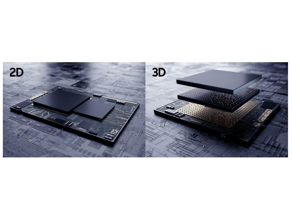 X-Cube: Samsung stapelt erstmals 7-Nanometer-Chips übereinander