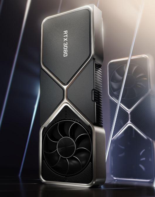 NVIDIA:  Holpriger Verkaufsstart für RTX 3080