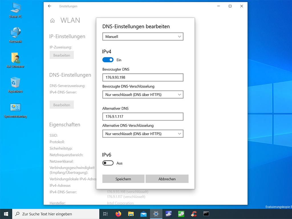 Windows 10: DoH bei Build 20236 aktivieren | ZDNet.de