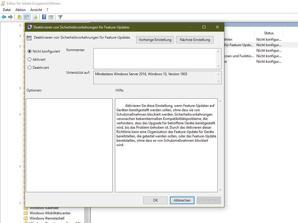 Windows 10: Microsoft erlaubt Umgehung von Update-Sperren | ZDNet.de