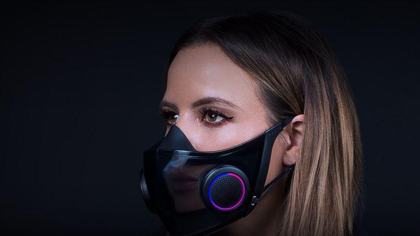 CES-2021-Razer-zeigt-Maske-mit-eingebauter-Sterilisation