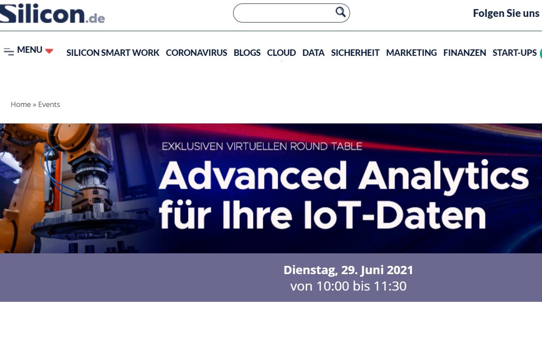 IoT: Erfolg mit Advanced Analytics