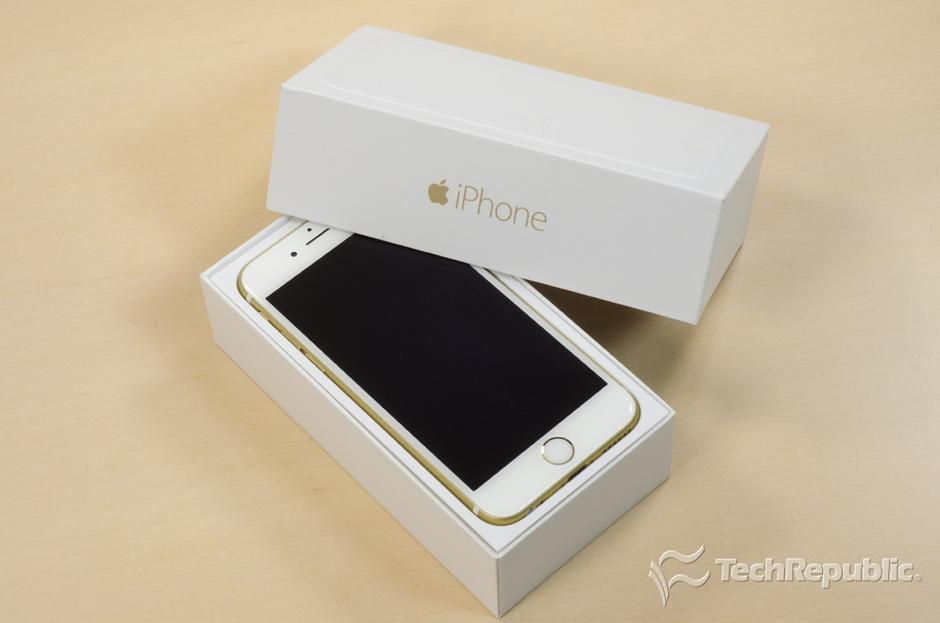 iPhone 6 zerlegt