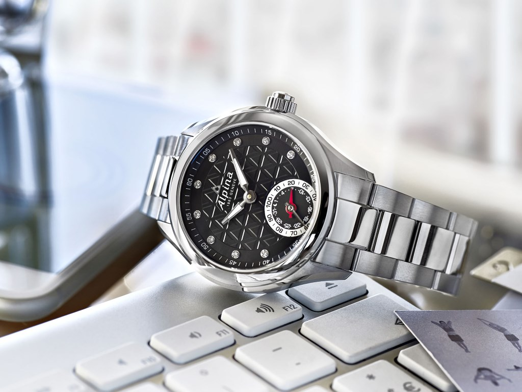 Alpina Swiss Horological-Smartwatch AL 285BTD3C6B