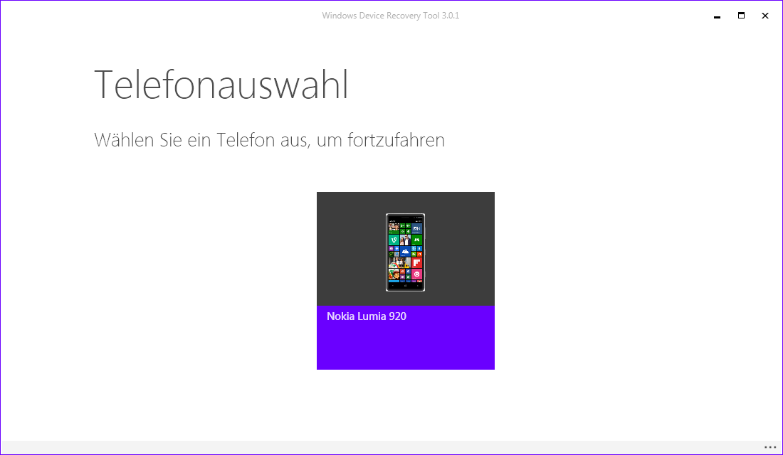 Windows 10 Mobile installieren