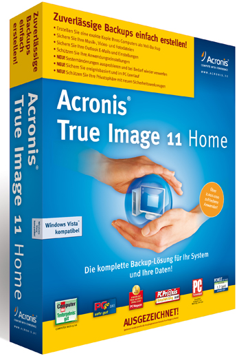 Acronis True Image Home 2013 16.0 Build 6514 (ENG) - Crack