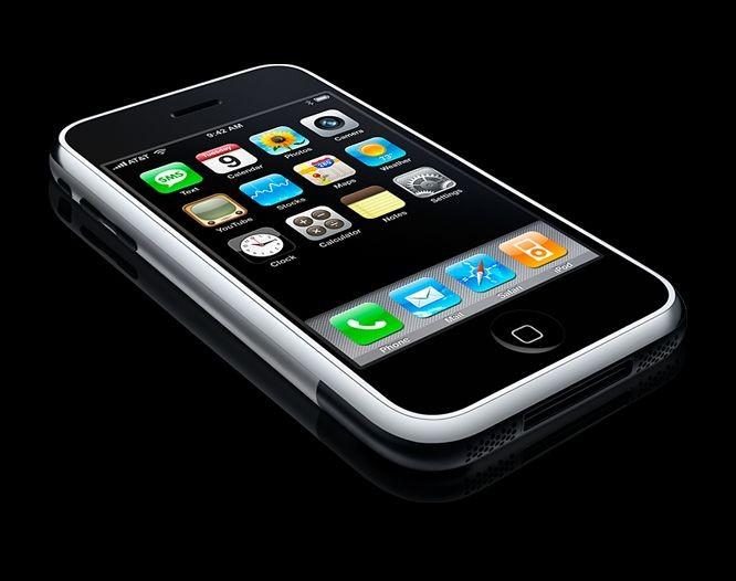 Die Bedienung des Iphone erfolgt fast ausschließlich über das 3,5 Zoll große Touchscreen-Display. Es schafft eine Auflösung von 320 mal 480 und damit mehr als N95 und Touch.