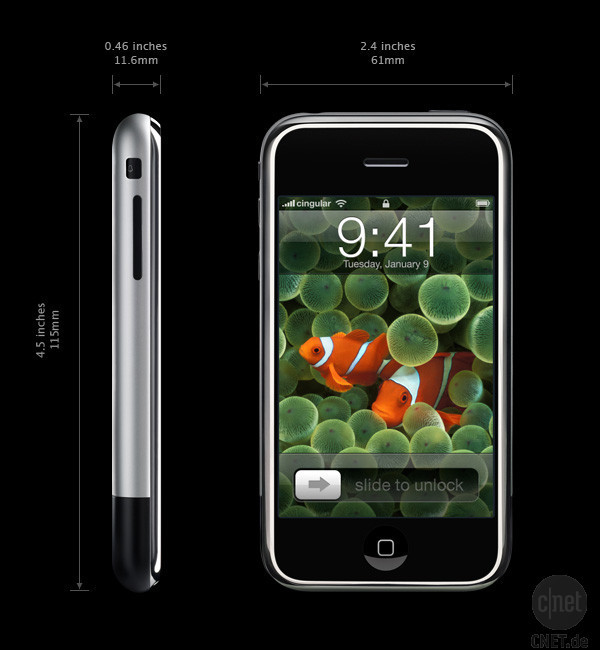 Das Quad-Band-Handy kann kein UMTS. Für Europa soll es eine entsprechende Version geben - ohne den schnellen Internetzugang ließe sich das Iphone hierzulande für den hohen Preis kaum verkaufen, so ein O2-Manager.