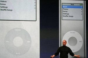 Rückblick: Steve Jobs machte im Januar in San Francisco den Gerüchten ein Ende...
