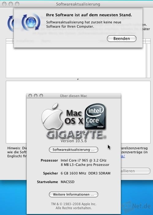 Die Softwareaktualisierung stellt einen PC-Mac vor keine großen Herausforderungen mehr.