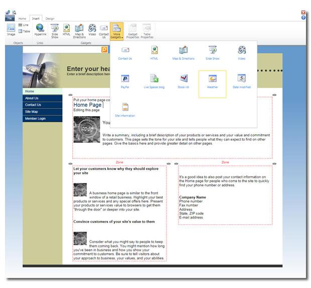 Sharepoint Online ermöglicht auch die Erstellung klassischer Unternehmenswebsites. Das Tool bietet aber nur eine eingeschränkte Flexibilität.