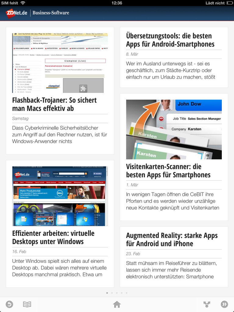 """<a href=\""""http://www.google.com/producer/editions/CAowrvawAQ/zdnetde\"""" target=\""""_blank\"""">ZDNet bei Google Currents</a>: Business-Software"""