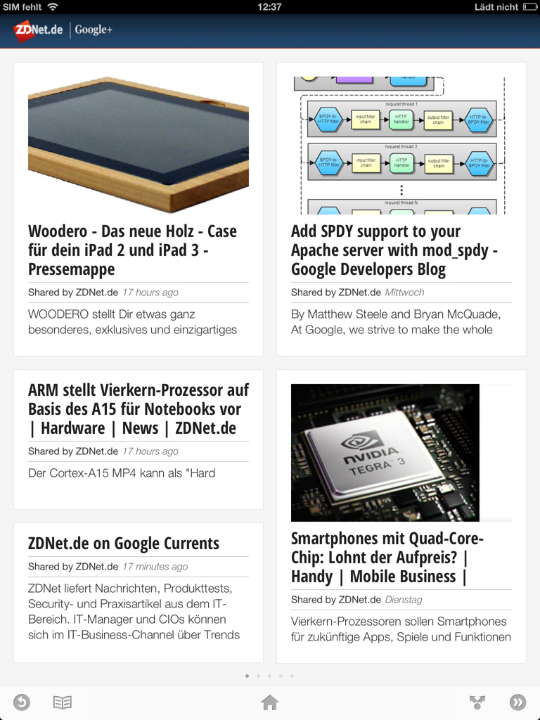 "<a href=\""http://www.google.com/producer/editions/CAowrvawAQ/zdnetde\"" target=\""_blank\"">ZDNet bei Google Currents</a>: Google+"