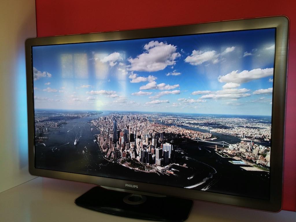 Video als Bildschirmschoner: New York <br> (Bild: ZDNet.de)