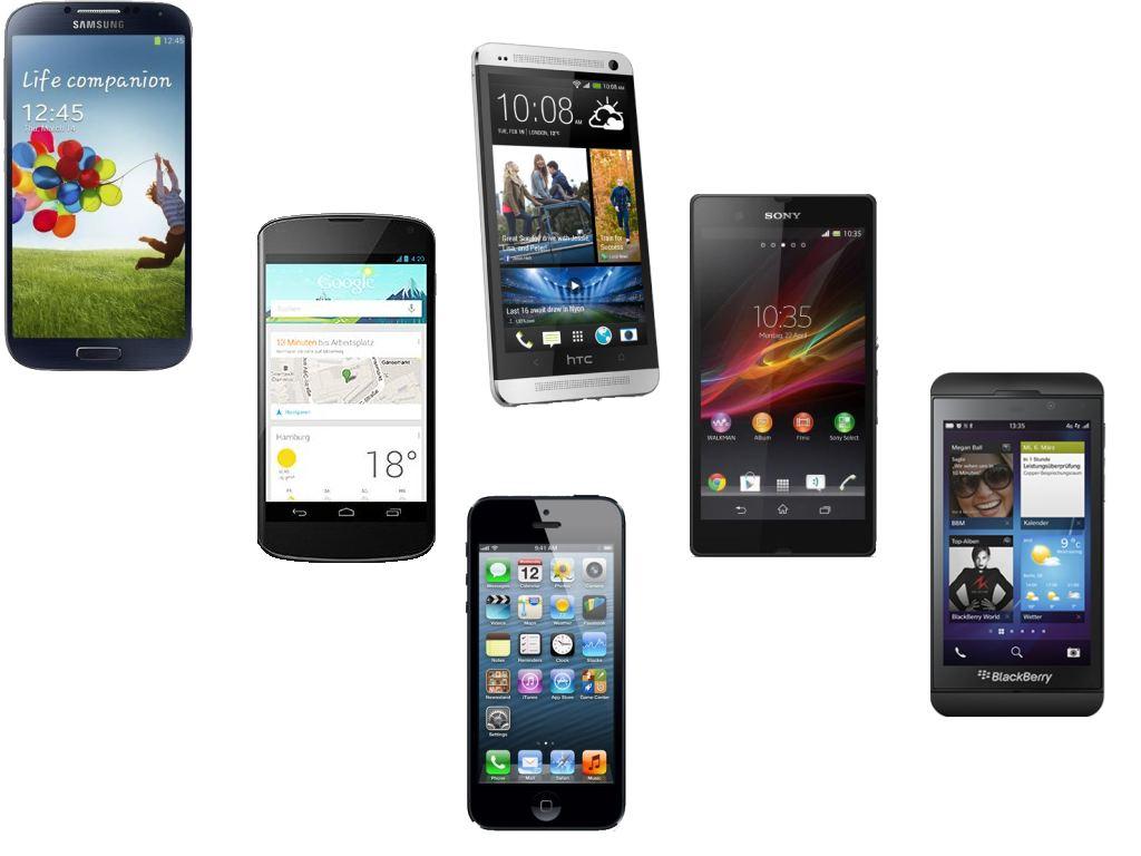 """Der Benchmark-Vergleich aktueller Top-Smartphones gibt Aufschluss über die Performance der Geräte. Viele der Tests sind synthetischer Natur, sodass die Aussagekraft für die Praxis nicht unbedingt über-<br>tragbar ist. Schließlich messen die Testprogramme nicht, wie flüssig sich die Bedienung des Geräts \""""anfühlt\"""", sondern wie groß das Potential der verbauten Hardware-Komponenten ist. In der Vergangenheit litt Android beispielsweise immer wieder unter sogenannten Mikro-Rucklern, die das Nutzererlebnis gemindert haben. Seit Version 4.1 hat sich allerdings die Situation deutlich gebessert, sodass zwischen einem aktuellen Android-Smartphone und dem iPhone bei der täglichen Nutzung kaum mehr Leistungsunterschiede zu erkennen sind.  Anders als die synthetischen Benchmarks Geekbench und AnTuTu liefern die Browser-Tests Sunspider und Peacekeeper, sowie die 3D-Tests deutlich praxistauglichere Werte. Im Test-Parcours sind vertreten: Apple iPhone 5, BlackBerry Z10, Google Nexus 4, HTC One, Samsung Galaxy S4 und Sony Xperia Z. Als Vergleich dient auch das iPad 4."""
