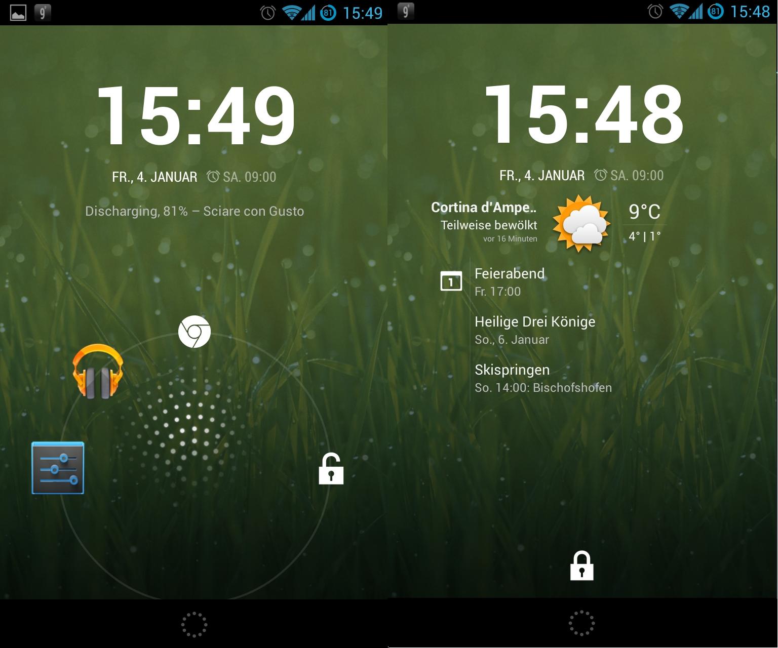"""Eine der beliebtesten Custom Firmwares für Android-Smartphones und -Tablets kommt von <a href=\""""http://www.cyanogenmod.org/\"""" title=\""""CyanogenMod\"""" target=\""""_blank\"""">CyanogenMod</a>. Die Entwickler erweitern die Standard-Androidversion wie sie auf den Nexus-Geräten von Google zum Einsatz kommt mit zahlreichen nützlichen Funktionen. Dazu zählt etwa das beliebte Chronus-Widget, das Uhrzeit, Wecker, Wetterdaten und Kalendereinträge anzeigt. Chronus lässt sich auch im Sperrbildschirm anzeigen.<br>  Für die Installation einer alternativen Firmware muss das Gerät gerootet werden. Das ist für viele Smartphones und Tablets wie dem Nexus 4 <a href=\""""http://www.zdnet.de/88133975/nexus-4-toolkit-fur-das-rooten/\"""" title=\""""Nexus 4: Toolkit für das Rooten\"""" >problemlos möglich</a>.  Nicht nur für die Nexus-Geräte von Google stehen CyanogenMod-Versionen parat, sondern auch für zahlreiche andere Modelle, die oft von den Herstellern nicht mehr unterstützt werden. Die aktuelle Liste unterstützter Geräte umfasst über 120 Smartphones und Tablets. Die <a href=\""""https://plus.google.com/+CyanogenMod/posts\"""" title=\""""Google+-Seite von CyanogenMod\"""" target=\""""_blank\"""">Google+-Seite von CyanogenMod</a> kommt auf über 230.000 Follower, was ein Indiz dafür ist, dass die Nutzung von Custom Firmwares nicht nur etwas für Nerds ist."""