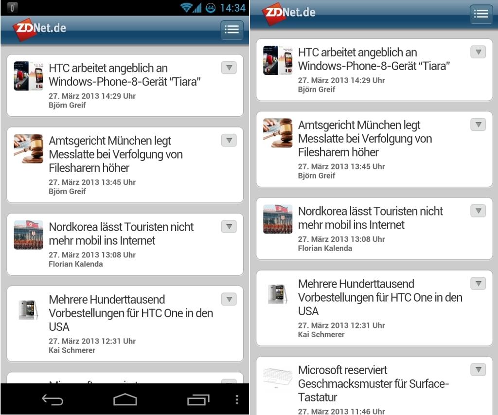"""Nutzer der alternativen Android-Distribution CyanogenMod kennen die Funktion \""""Erweiterter Desktop\"""" schon länger. Damit lässt  sich die Navigation- und optional auch Statusleiste bei Bedarf ausblenden, wodurch mehr Platz für Inhalteauf dem Android-Desktop zur Verfügung steht. Sinnvoll ist dies beispielsweise beim Betrachten von Bildern und Videos, Lesen von Text und bei 3D-Spielen.</br> Auf Dauer ist der Einsatz von \""""Erweiterter Desktop\"""" allerdings zu umständlich, da man keinen Zugriff mehr auf die Navigationstasten Home, Zurück und Multitasking hat. Dieses Manko beseitigen die CyanogenMod-Entwickler mit dem neuesten Nightly vom 27.3.2013. In <a href=\""""https://plus.google.com/117962666888533781522/posts/TkP3jUpskZh\"""" title=\""""CyanogenMod kooperiert mit Paranoid Android\"""" target=\""""_blank\"""">Kooperation mit Paranoid Android</a> steht ab sofort die Funktion \""""Pie Navigation\"""" zur Verfügung, über die man per Wischgeste die Softtasten zur Steuerung einblendet. Somit lässt sich \""""Erweiterter Desktop\"""" dauerhaft sinnvoll nutzen, wobei die meisten Anwender die Status- und Benachrichtigungsleiste allerdings eingeblendet lassen."""