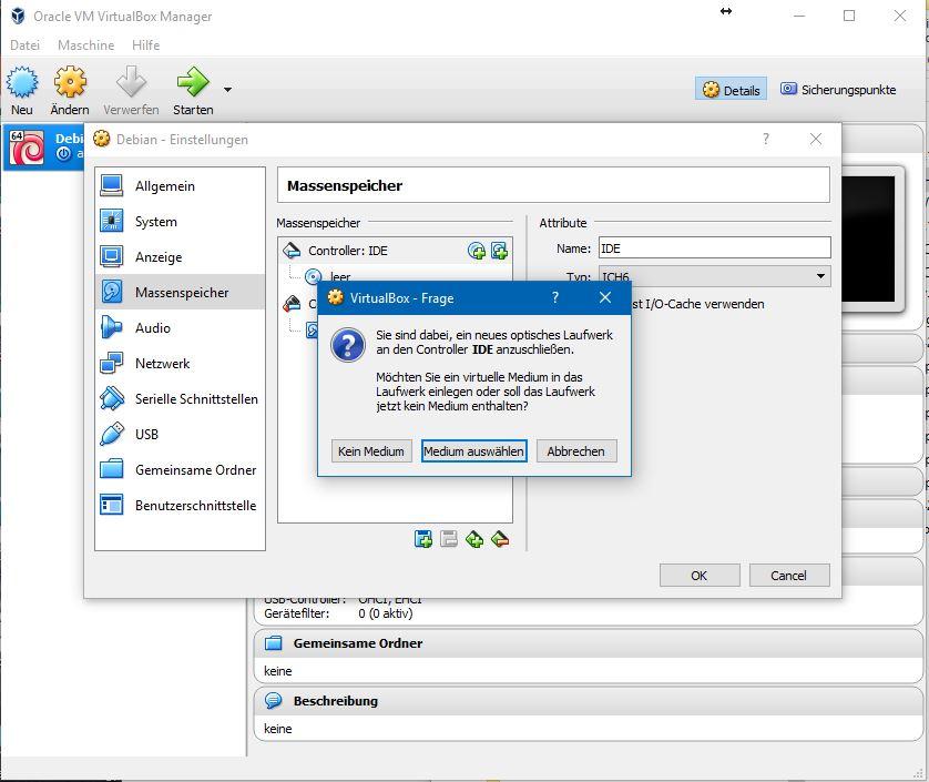 Debian 9 Stretch mit Virtualbox installieren | ZDNet de